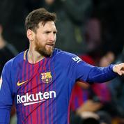 Le salaire de Messi dépasserait les 100 M€ annuels au Barça