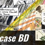 La case BD:avecComme un chef, la cuisine, c'est tout un art