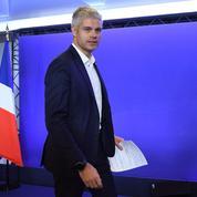 Les défis de Laurent Wauquiez pour exister face à Emmanuel Macron