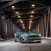 Ford Mustang Bullitt, la voiture hommage
