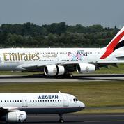 L'A380, le superjumbo d'Airbus, sur la sellette