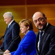 Allemagne : le SPD déjà divisé sur la grande coalition