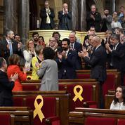 Un séparatiste élu à la tête du Parlement catalan