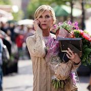 Brillantissime de Michèle Laroque, sous-Bridget Jones à la niçoise