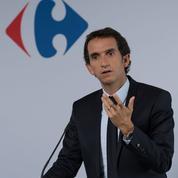 Carrefour au ralenti avant l'annonce du plan de relance d'Alexandre Bompard