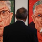 Vie de David Hockney ,de Catherine Cusset: roman-portrait