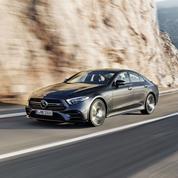 Mercedes Série 53 AMG, le coup de boost de l'électricité