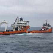 La marée noire triple de taille en mer de Chine
