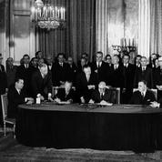 Le traité de l'Élysée, acte fondateur de l'amitié franco-allemande, né dans la douleur