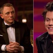 Harry Styles en James Bond... un rêve de midinette
