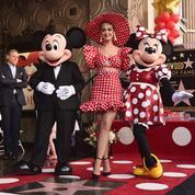 Quarante ans après celle de Mickey, l'étoile de Minnie brille enfin à Hollywood