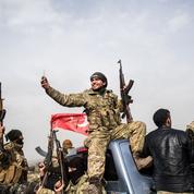 À Afrine, les combattants kurdes résistent farouchement à l'offensive turque