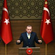 La guerre patriotique de la Turquie en Syrie