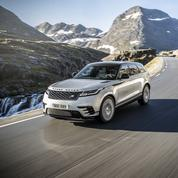 Range Rover Velar, la quatrième dimension