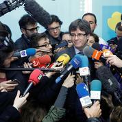 Madrid craint un retour clandestin de Carles Puigdemont en Catalogne