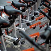 Vélos en libre-service: Mobike débarque à Paris