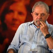 Brésil: la présidence s'éloigne pour Lula