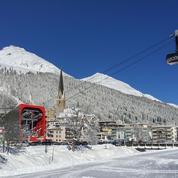 À Davos, on fait aussi du ski