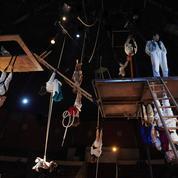«Atelier 29»met le cirque en orbite