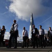 Brexit: la croissance de l'économie britannique plie mais ne rompt pas