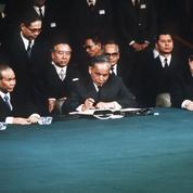 Les Accords de Paris signés en 1973 n'apportent pas encore la paix au Vietnam