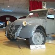 Citroën 2 CV de 1949, une vente record à plus de 75 000 euros