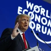 À Davos, Trump plaide pour un libre-échange «juste et réciproque»