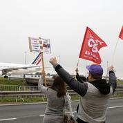 Affaire de la «chemise arrachée» : des ex-salariés gagneraient plus qu'à Air France