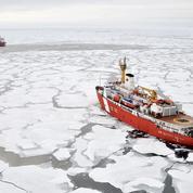 La ruée vers l'Arctique