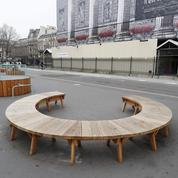 Le nouveau mobilier parisien s'asseoit sur la tradition