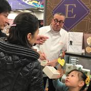 Les chocolatiers français accueillis comme des rock stars au Japon