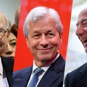 Jeff Bezos, Warren Buffett et Jamie Dimon veulent créer un système de protection sociale