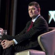 La fin des ambitions mondiales de James Packer, n°1 australien des casinos