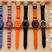 De retour en croissance, Swatch gagne des parts de marché