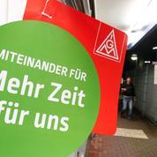 Grève historique de 24 heures dans l'industrie allemande
