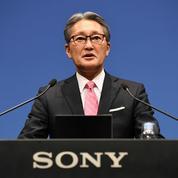 Le patron de Sony part sur une victoire