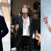 Julien Clerc, Jane Birkin et Jeanne Added en route pour les Francofolies 2018