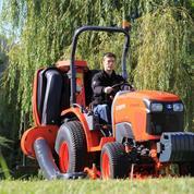 Quand les espaces verts dopent les ventes de tracteurs