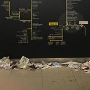 Gare d'Austerlitz : des agents de nettoyage mécontents, les couloirs dans un état déplorable
