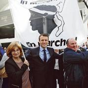 Emmanuel Macron attendu en Corse de pied ferme