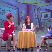 Énooormes ,une comédie musicale élégante et drôle