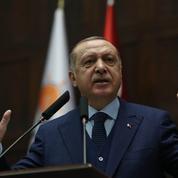 Le président turc reçu lundi par le Pape