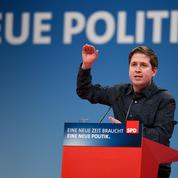 La mobilisation anti-Merkel agite le SPD