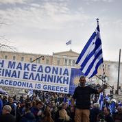 «Macédoine», le nom qui exaspère les Grecs