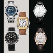 Horlogerie: les stars de Genève