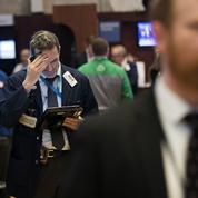 Après l'euphorie, une violente correction secoue Wall Street