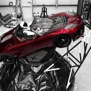 SpaceX va faire décoller Falcon Heavy, la fusée la plus puissante du monde