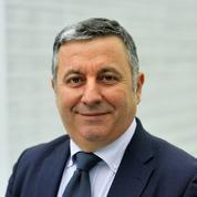 Éric Eygasier (Domus Vi), Lola Bourget et Géraud Rabany (Groupe ADP-Aéroports de Paris)