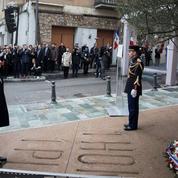 En Corse, Macron rend hommage à Érignac et douche les espoirs des «natios»