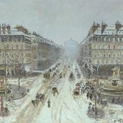 Zola devant Paris sous la neige en 1867 : «On est tout bêtement joyeux»